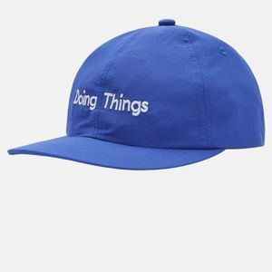 Doing Things Baseball Hat NWOT